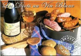 Recette Des Diots Au Vin Blanc - Cliché C. Mézou - Recipes (cooking)