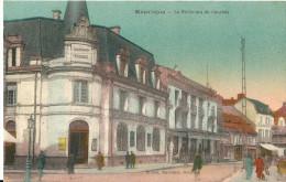 03 MONTLUCON   -   Le Boulevard De  Courtais,  (  Banque Privée , Galerie Modernes ) - Montlucon