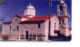 Tt16-143. Tarjeta Telefónica. Paisaje Y Iglesia. Kpn. Telecom - Tarjetas Telefónicas