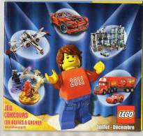 CATALOGUE LEGO Juillet-Décembre  2011 - Catalogues