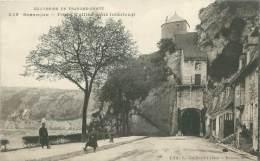 25 - BESANCON - Porte Taillée (Côté Intérieur) - Besancon