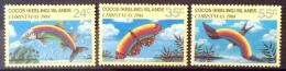 Cocos Islands  -   MNH -  1984 ~  # 122/124 - Cocos (Keeling) Islands