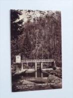 Le Barrage D'Eupen Entrée De La GETZBACH Dans Le Lac ( L Franssen ) Anno 1953 ( Zie Foto´s Voor Details ) !! - Eupen