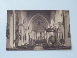 Intérieur De L'Eglise SAINT VICTOR () Anno 19?2 ( Zie Foto´s Voor Details ) !! - Fleurus