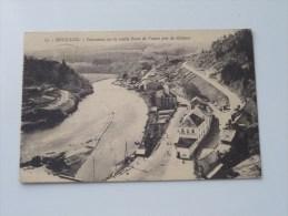 Panorama Sur La Vieille Route De France Pris Du Château ( 13 / E. Isabel ) Anno 1924 ( Zie Foto´s Voor Details ) !! - Bouillon