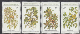 BOPHUTHATSWANA, 1980 GRASSES 4 MNH - Bophuthatswana