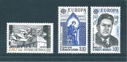France Timbre De 1985   N°2365 A 2367   Neuf ** Parfait - Ungebraucht