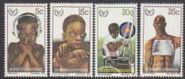 BOPHUTHATSWANA, 1981 DISABLED 4 MNH - Bophuthatswana