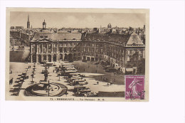 Cpa,  Bordeaux , La Douane  ,     Voyagé - Bordeaux
