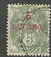 MAROC  N� 11 OBL