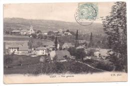 CPA Cuzy 73 Savoie Vue Générale édit CH écrite Timbrée 1906 - Autres Communes