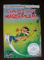 BD GASTON - HS - Gaston Et Le Marsupilami - BE - EO 1978 - Gaston
