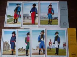Lot De 10 Images Collage - Tissu Collage -  Hopitaux Militaires - Publicité  Toplexil  -  Doxergan -  Differentes --1960 - Sonstige