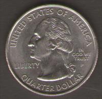 STATI UNITI QUARTER DOLLAR 2005 CALIFORNIA - Emissioni Federali