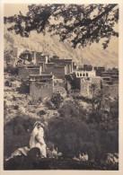 C P S M-C P M---le Maroc Artistique---village Berbère De L'anti-atlas--voir 2 Scans - Autres