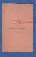 Livret Ancien - Allocution De M. RICHARD Curé De Saint Pierre Du Gros Caillou En 1910 à L'Eglise Saint Eustache Paris - History