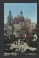 DF / 25 DOUBS / MONTBELIARD / LE CHÂTEAU ET LE MONUMENT / CIRCULÉE EN 1951 - Montbéliard