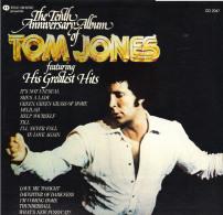 * 2LP *  THE 10th ANNIVERSARY ALBUM OF TOM JONES (USA 1975 EX!!!) - Disco, Pop