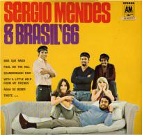 * LP *  SERGIO MENDES & BRASIL ´66 - Jazz