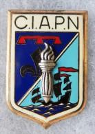 INSIGNE - POLICE - C. I. A. P. N. - Police & Gendarmerie
