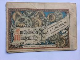 EUROPÄSICHER MÜNZENATLAS   A.L. HICKMANN - Duits
