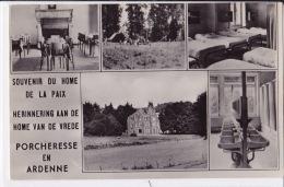 PORCHERESSE : Souvenir Du Home De La Paix - Daverdisse