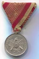 ARCHERY / SHOOTING - Austria, Wien, 1868. Medal, Diameter: 30mm - Médailles & Décorations