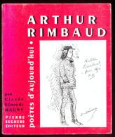 """Arthur RIMBAUD - Collection """"Poètes D´aujourd´hui"""". - Auteurs Français"""