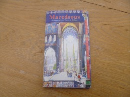 Abbaye De Maredsous. 12 Superbes Dessins Du Frère Thierry De Béthune - Cultuur