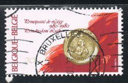 BELGIQUE : N° 1989 Oblitéré - PRIX FIXE - - Belgium