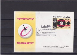 FDC Telecom 2004 Michel  1713        247 - Storia Postale