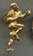 RUGBY - Vintage Pin, Badge, Brooch - Rugby
