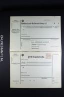 Osterreich Nachnahme-Postanweisung Not Used - Errores & Curiosidades