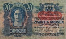 Austria 20 Kronen 1913. (1203) - Autriche