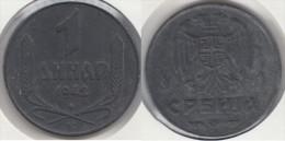 Serbia 1 Dinar 1942 Km#31  - Used - Serbia