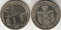 Serbia 20 Dinara 2003 Km#38 - Used - Serbia