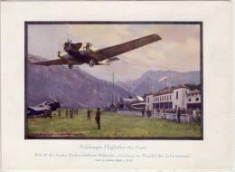 SALZBURGER FLUGHAFEN - Sammelbild # 28, 1919 Zu Andre Hofer (Feigenkaffeefabrik) Bilderreihe  ... - ....-1914: Precursors