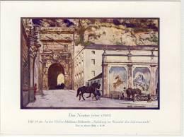 SALZBURG - DAS NEUTOR - Sammelbild # 18, 1919 Zu Andre Hofer (Feigenkaffeefabrik) Bilderreihe  ... - Thé & Café