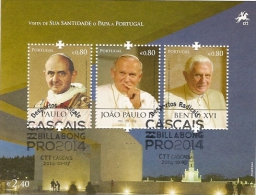 Portugal & Visita Do Papa 2010 (422) - Blocks & Sheetlets
