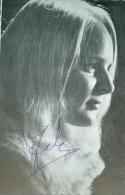 Artiste ( Geen Postkaart)  Chanteur - Chanteuse - Zanger - Zangeres : Anneke Desender - Zwevezele - Cantanti E Musicisti