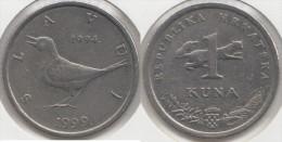 Croazia 1 Kuna 1999 (Slavuj) Km#9.1 - Used - Croazia