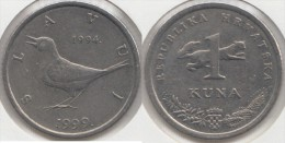Croazia 1 Kuna 1999 (Slavuj) Km#9.1 - Used - Croatia