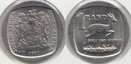 Sud Africa 1 Rand 1992 Km#138 - Used - Sudáfrica