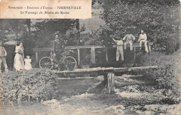 TOURNEVILLE - Le Vannage Du Moulin Des Roches - France