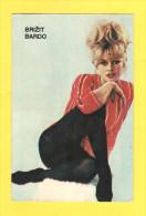 Postcard - Film, Actor, Brigitte Bardot     (V 25704) - Actors