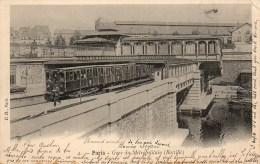 75 PARIS Métro Une Gare Du Métropolitain (Bastille ) (3) - Métro Parisien, Gares