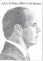 Cpa S.A.S LE PRINCE ALBERT II DE MONACO - Non Classés