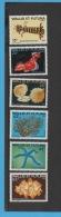 WALLIS & FUTUNA, Yvert N°  248 / 53 - Faune Marine - Wallis-Et-Futuna