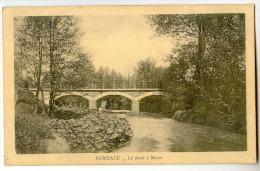 LG22 - 2  - DALHEM  -  BOMBAYE  -  Le Pont à MONS - Dalhem