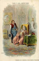 Les Fables Jean  De LA FONTAINE  Le Savetier Et Le Financier D´après Gustave DORE - Fairy Tales, Popular Stories & Legends